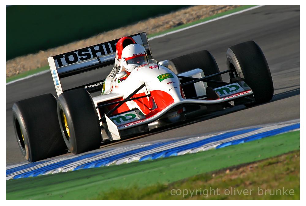 Footwork FA13 Mugen-Honda