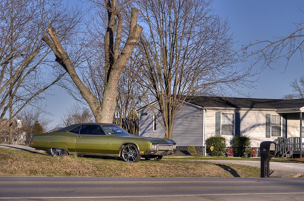 For Rent or Sale: 1968 Pontiac Firebird (Hot Rod mod.)