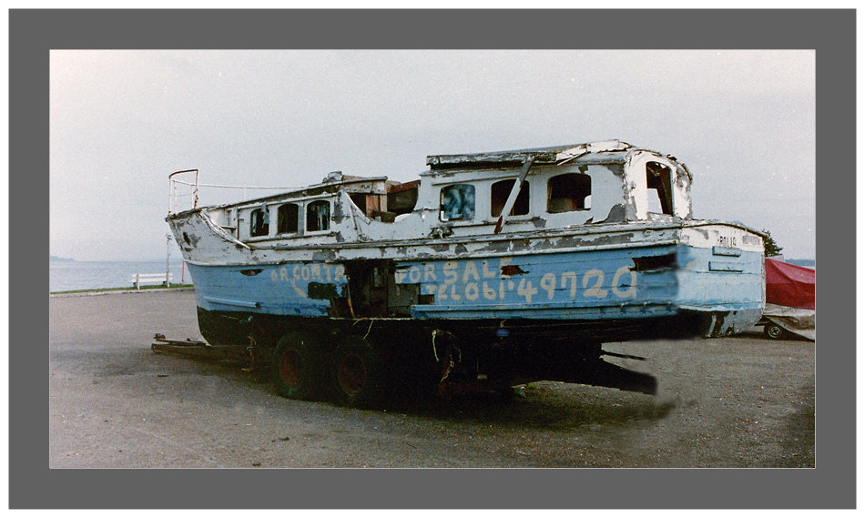 """""""For sale"""" Irland 1984"""
