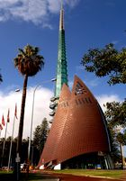 For Whom The Bells Toll!! Perth West Australia, Story Within.