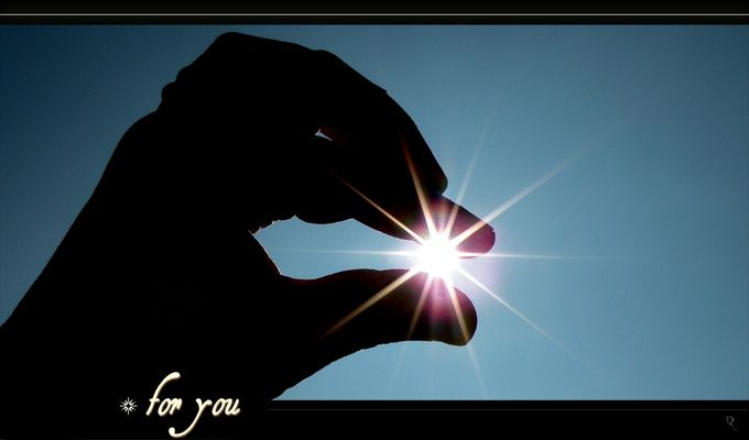 for you ..