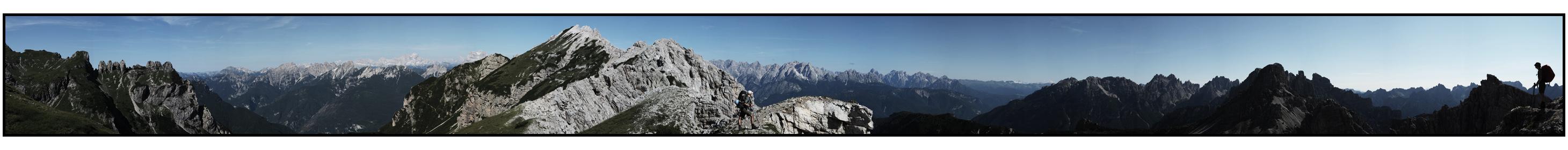 Forc per Verdocia - Dolomiten