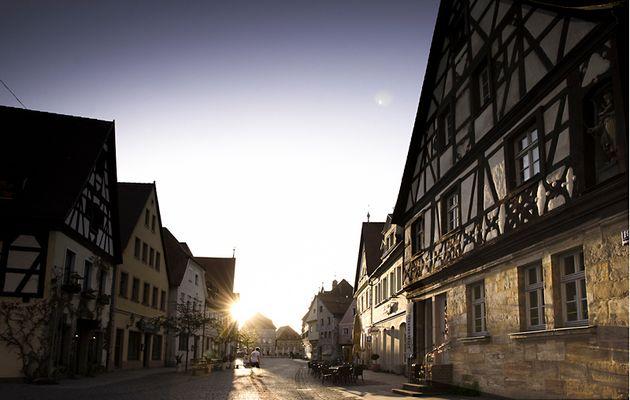 Forchheim - Sattlertorstrasse