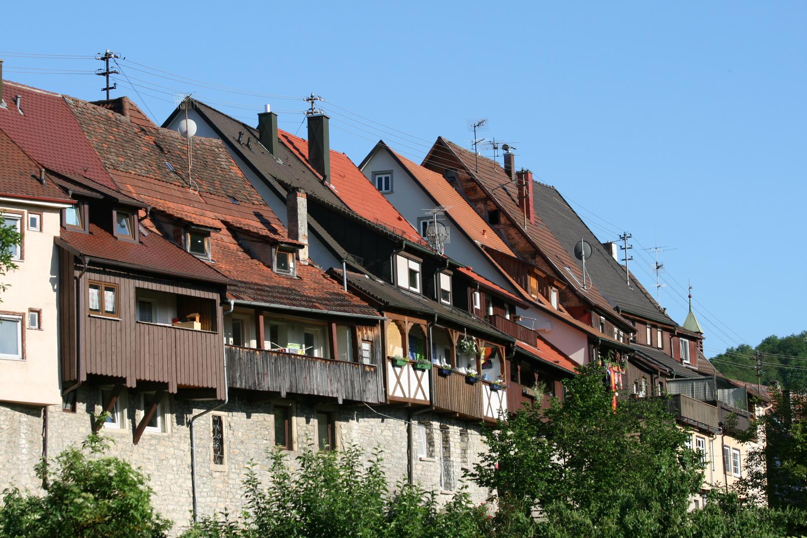 """Forchtenberg (Scheisshausgasse) """"Posaunengasse"""""""