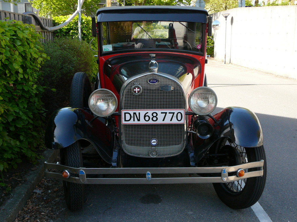 Ford A 2/4