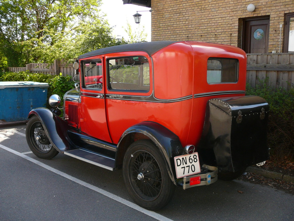 Ford A 3/4