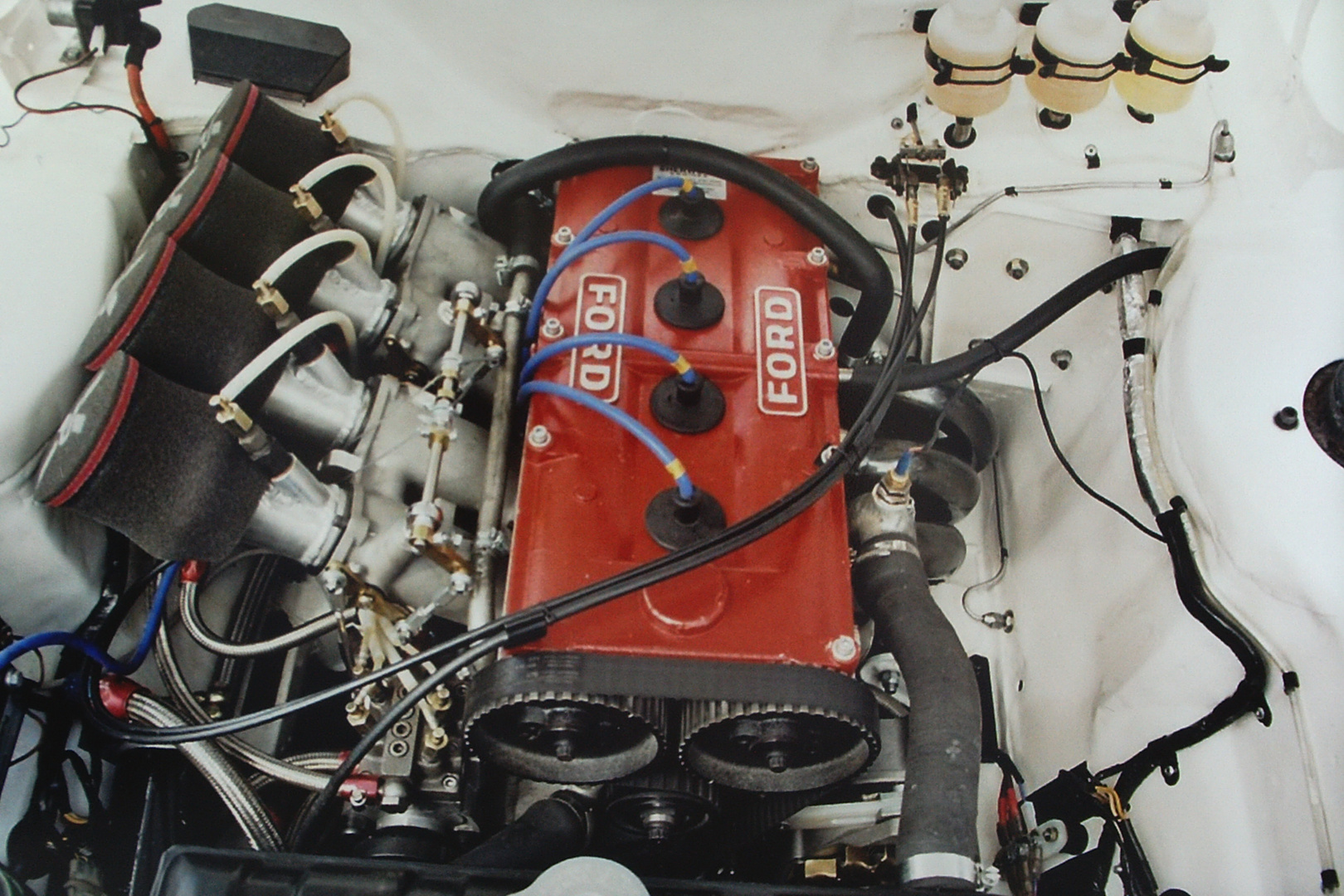 Ford BDA Motor ....