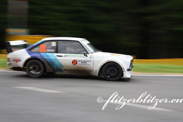 Ford - Eifel Rallye 2009