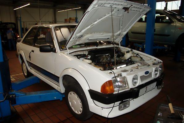 Ford Escort `81