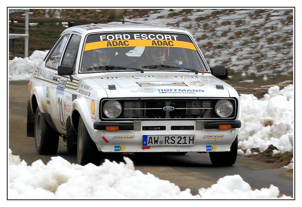 ++ Ford Escort RS 1800 ++