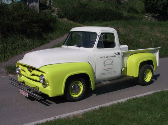 Ford F 100 Bj 1955