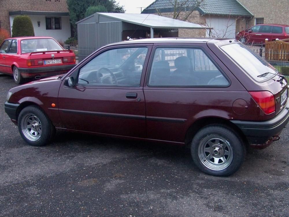 Ford Fiesta GFJ Teil 2