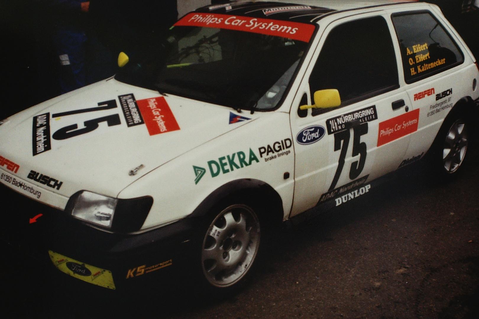 Ford Fiesta Gr. A....