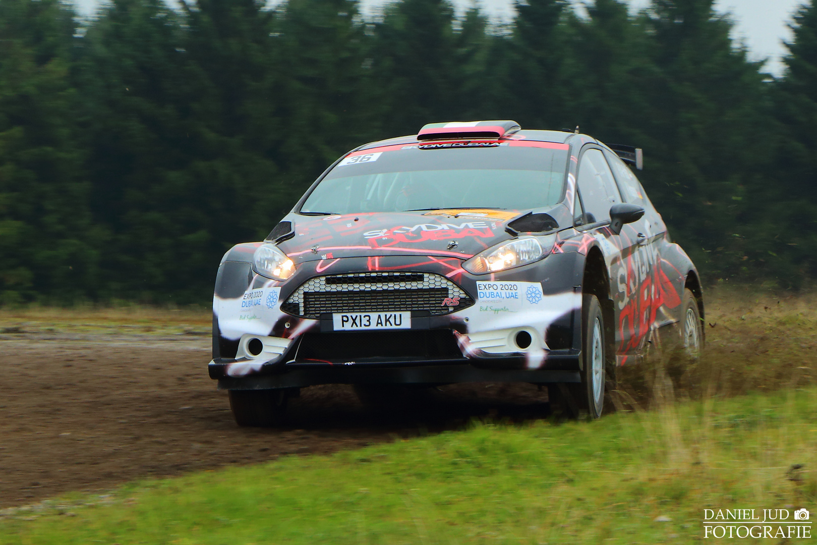 Ford Fiesta R5 - ADAC Rallye Siegerland-Westerwald