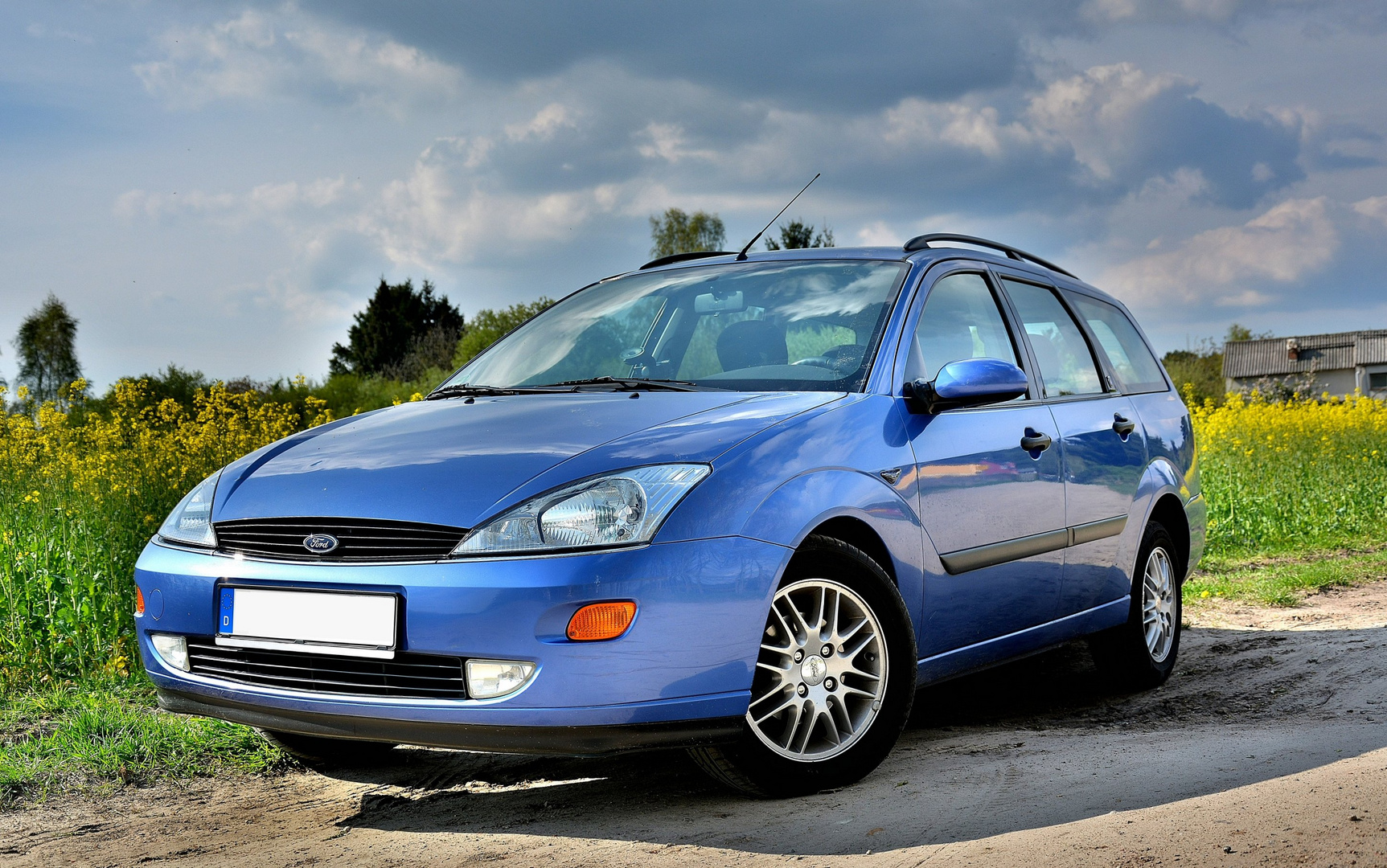Ford Focus am Rapps
