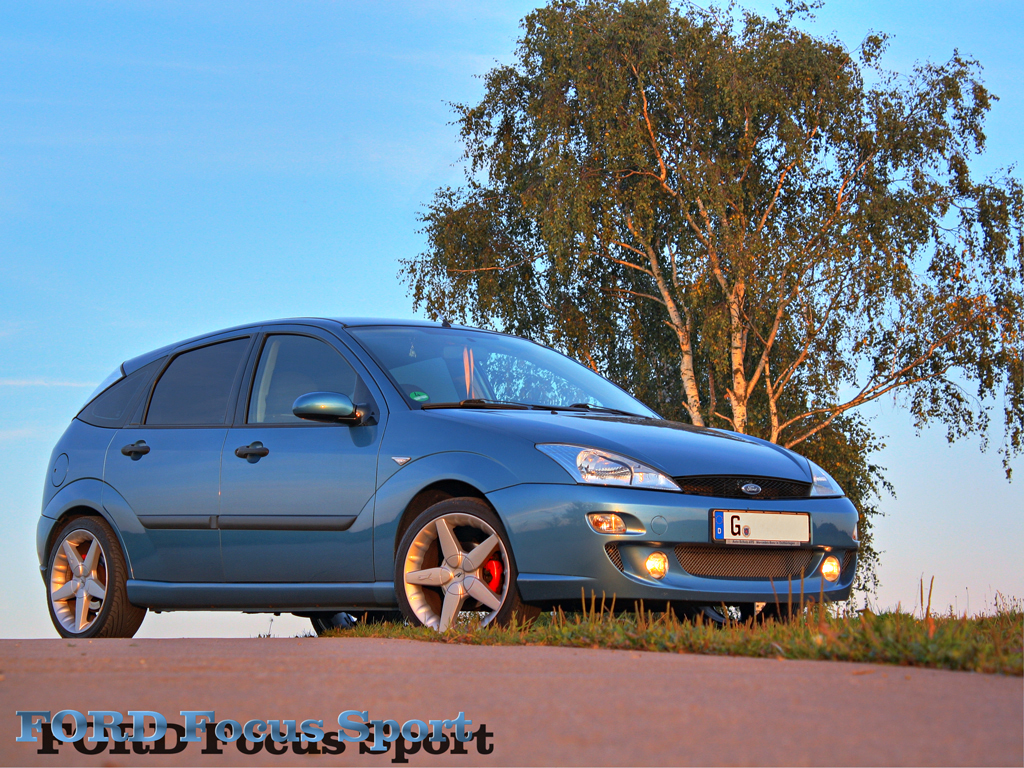 Ford Focus MK I Sport