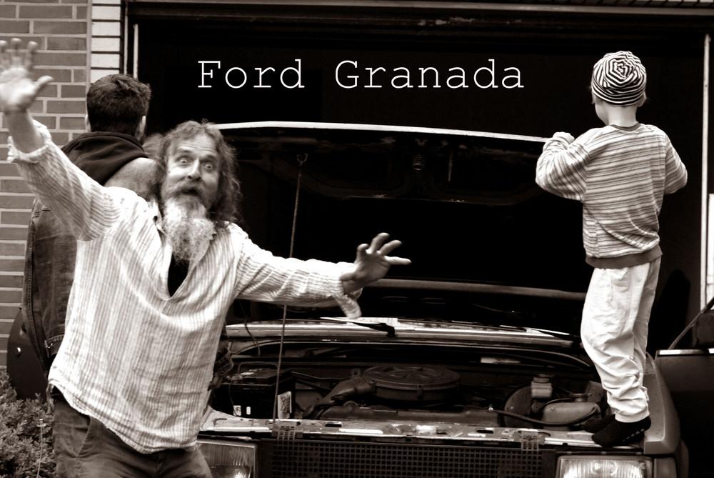 ford granada!!!!