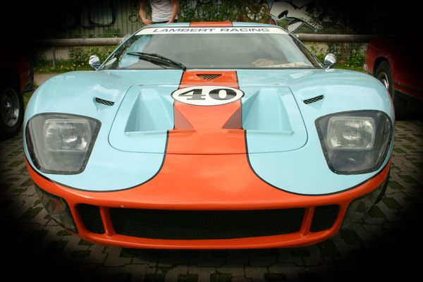 Ford GT 40 Teil 2