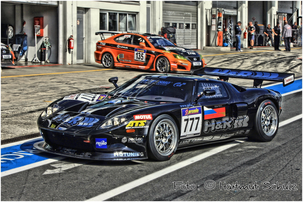 Ford GT ...