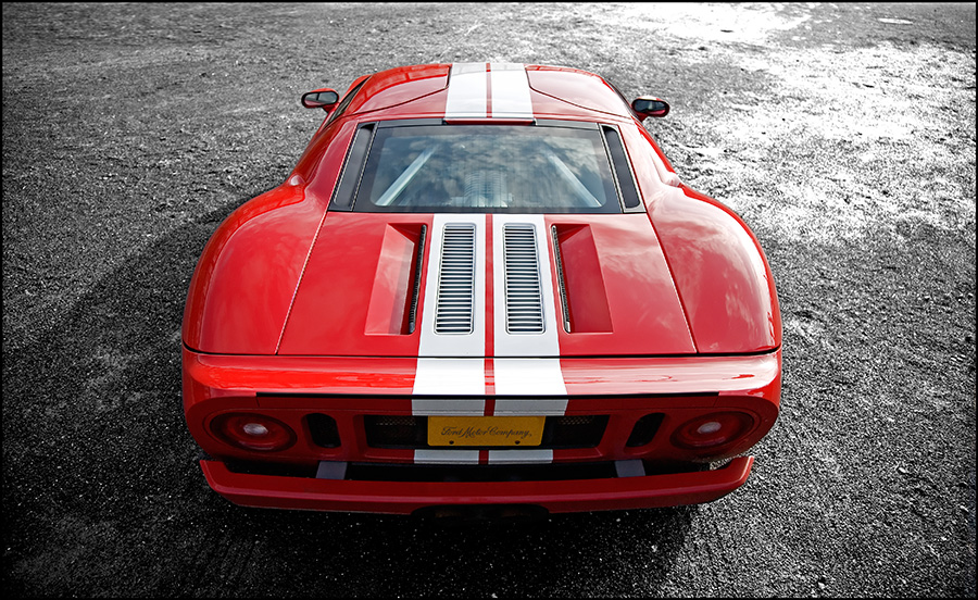 Ford GT - Nr.4