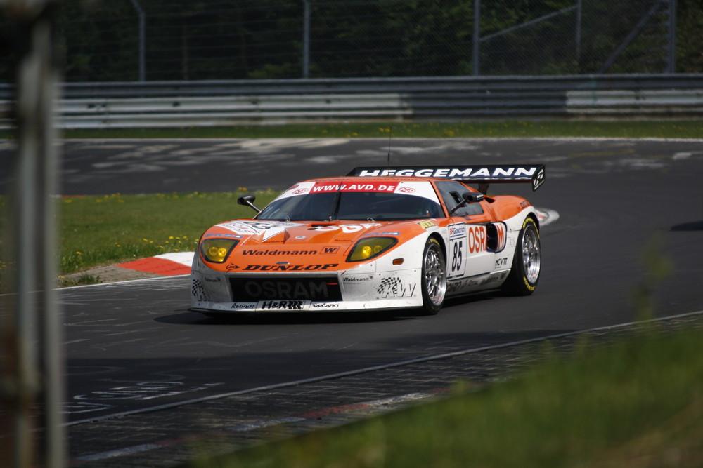 Ford GT Raeder Motorsport