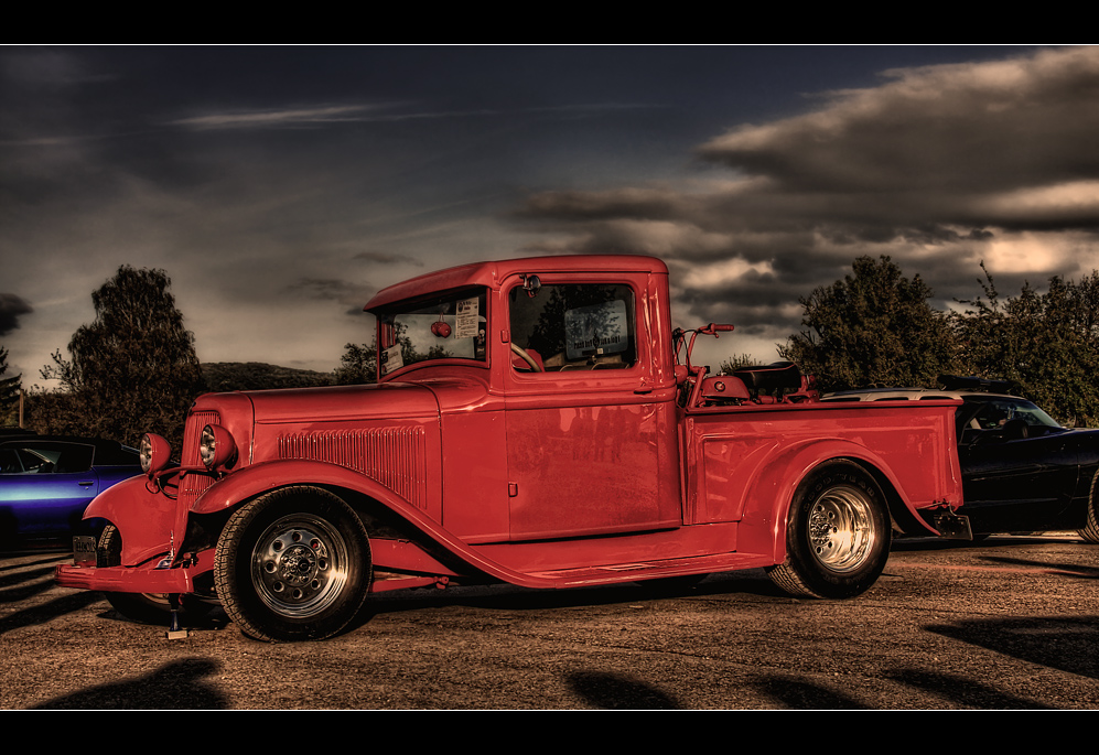 Ford Hot Rod VIII