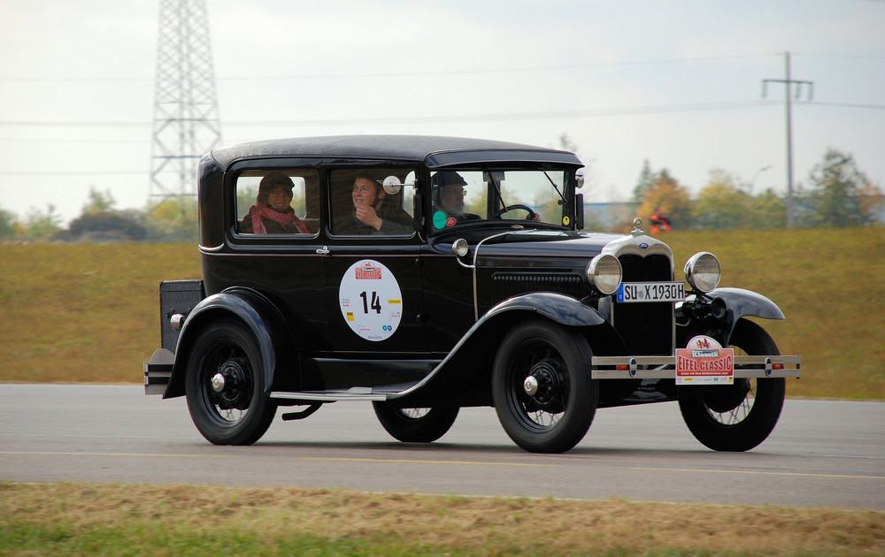Ford Modell A-Tudor Bj 1930