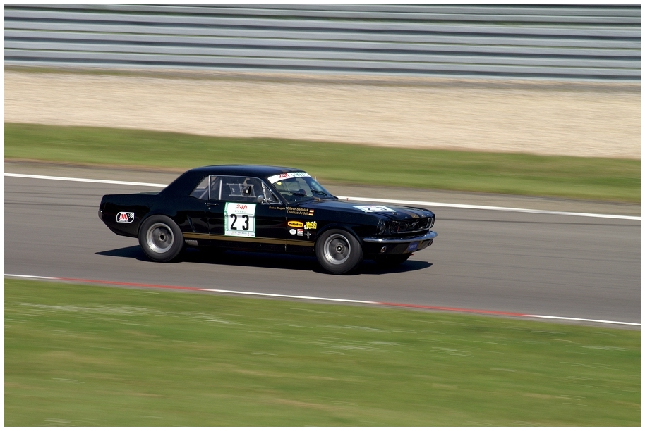 Ford Mustang, 24h-Classic