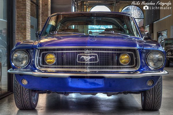 Ford Mustang Sport Wagon