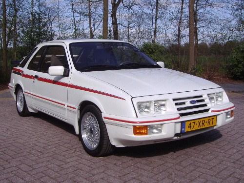 Ford Sierra XR4i Turbo