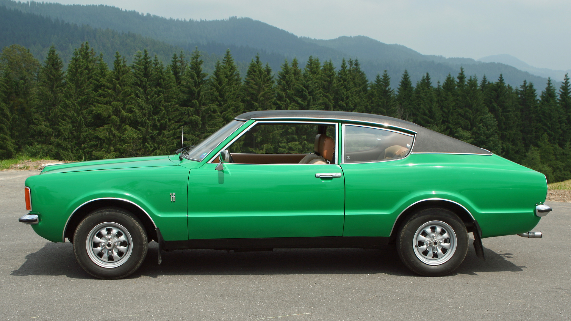 Ford Taunus Coupé 1974