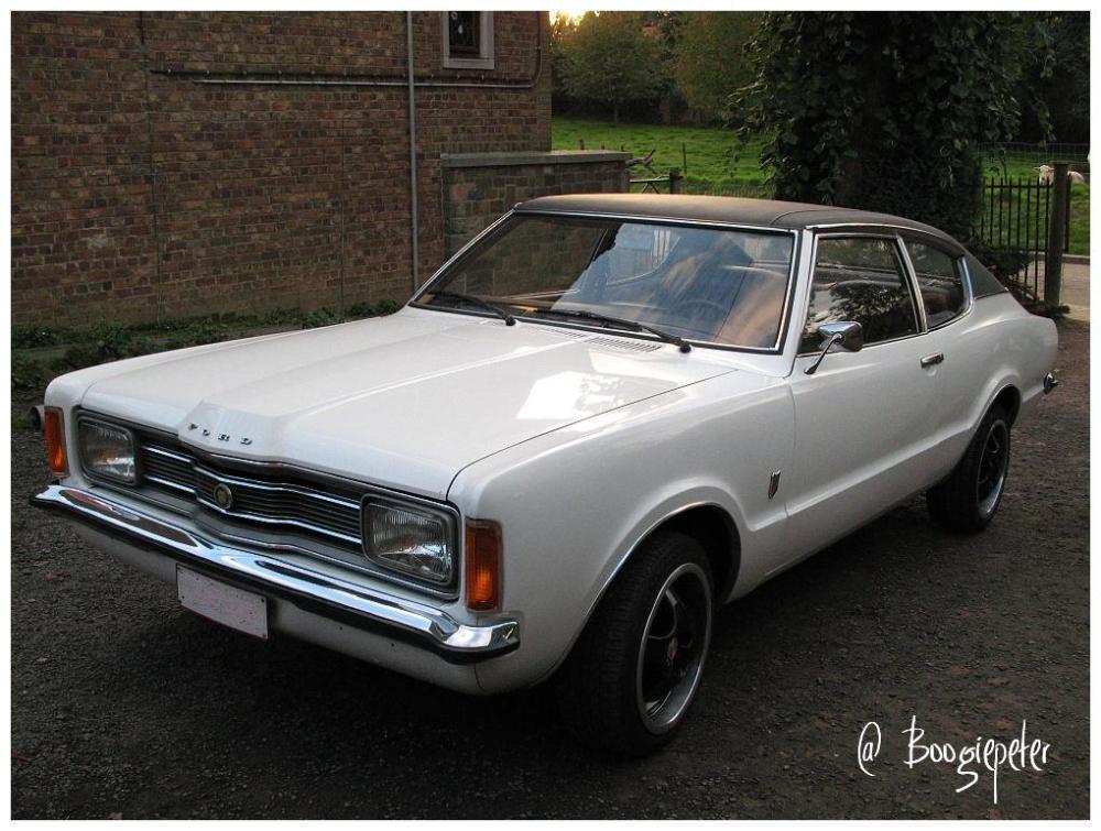 Ford Taunus XL 1974