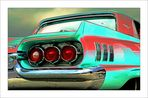 "Ford Thunderbird - ""Square Bird"""