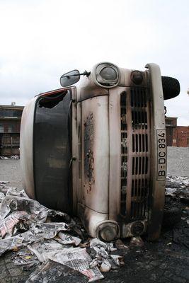 Ford Transit Bader Meinhoff Film