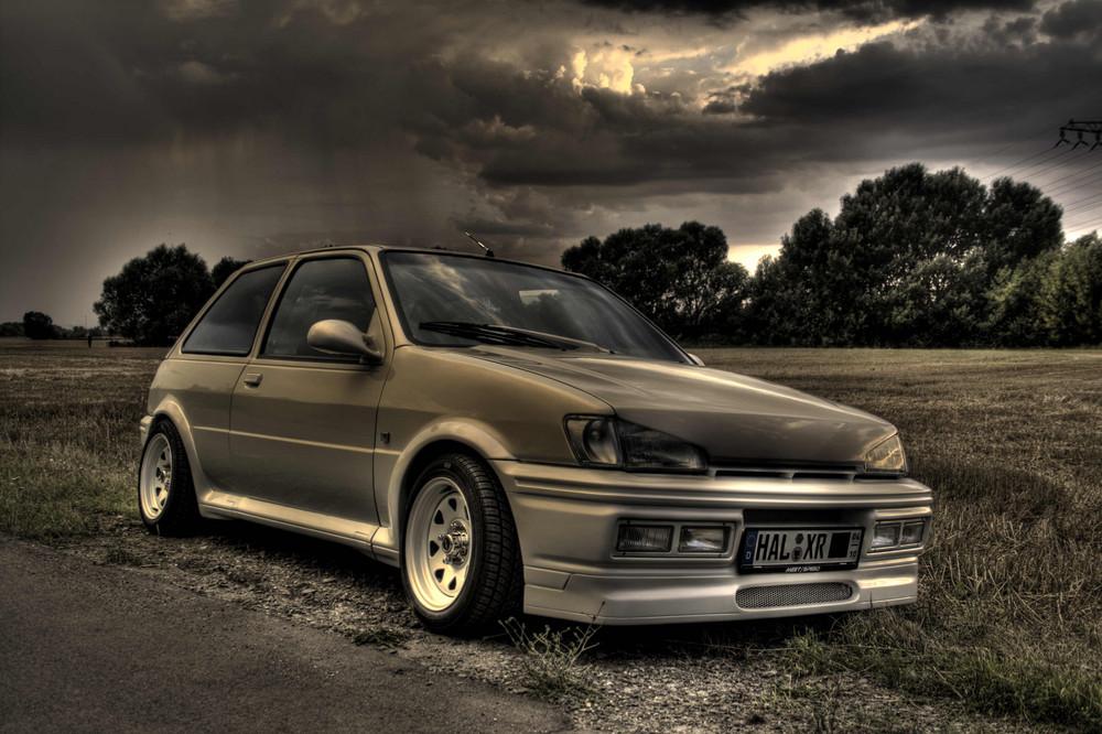 Ford XR2i