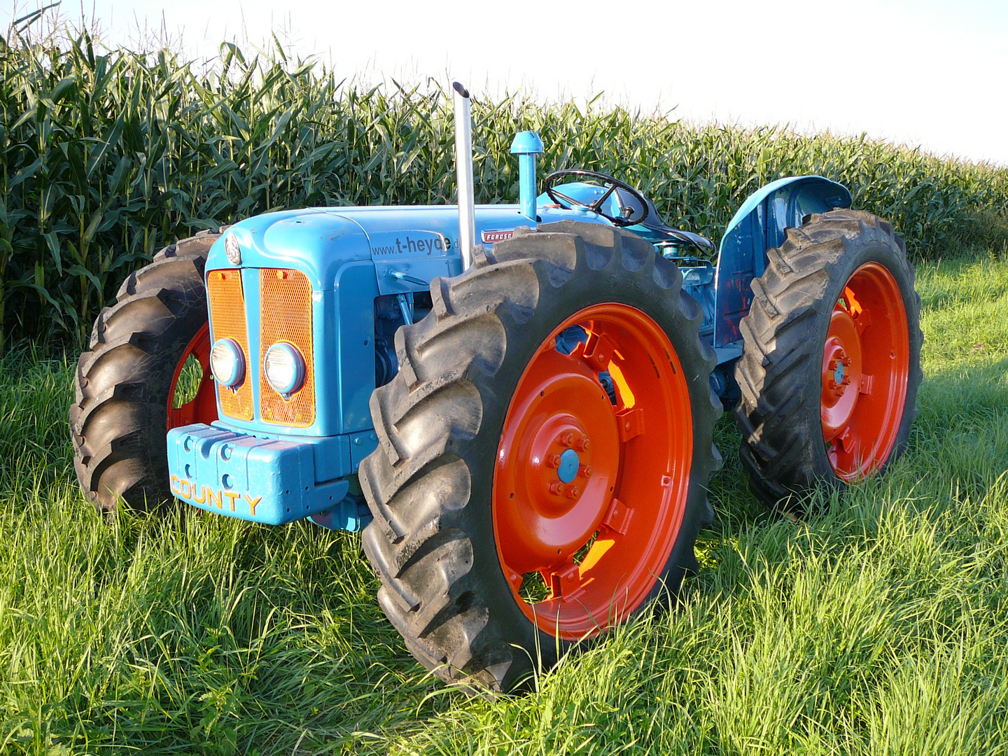 Fordson County Super-4