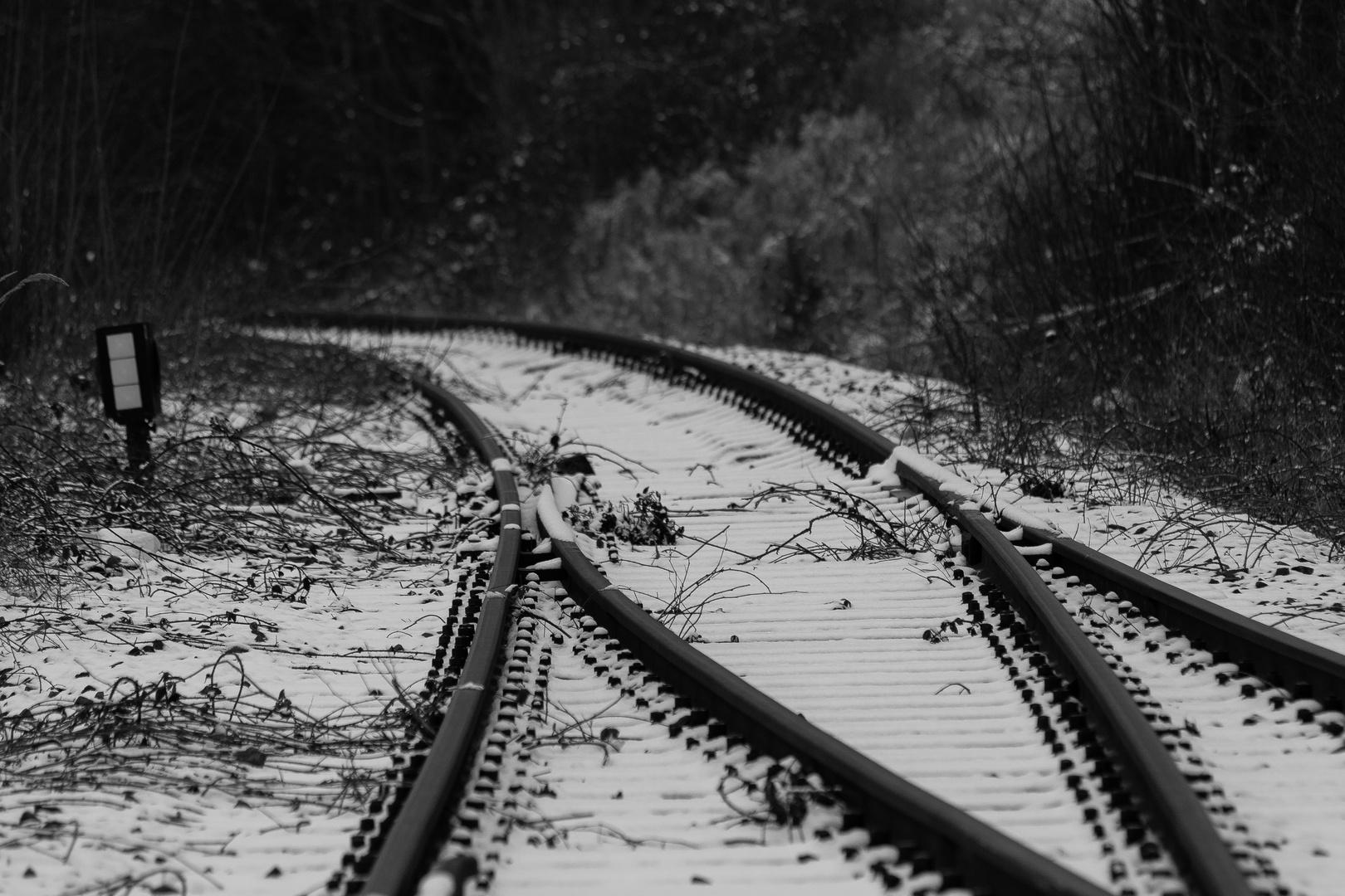 Forgotten rails