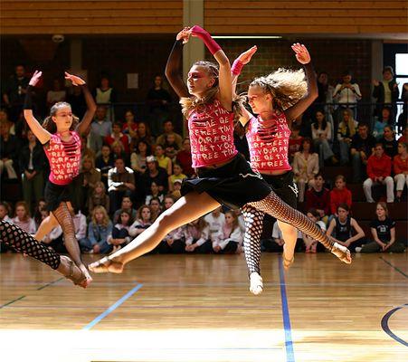 """Formation """"Dance Art"""" 2004 (Jazz und Modern Dance)"""