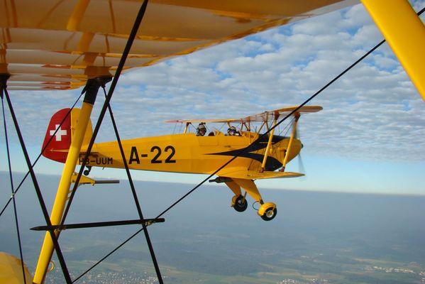 Formationsflug 1