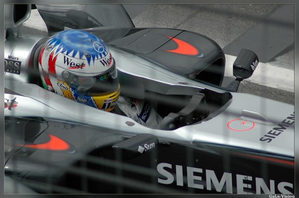 Formel 1 - A Wurz