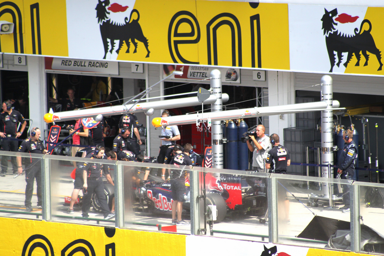 Formel 1 in Ungarn 2012