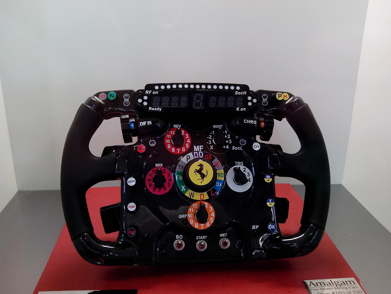Formel 1 - Lenkrad (Ferrari)