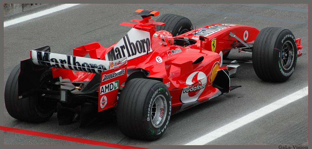 Formel 1 - M. Schumacher