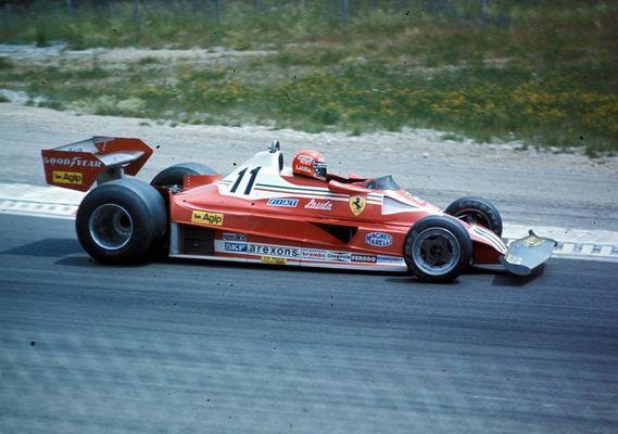Formel 1 Niki Lauda