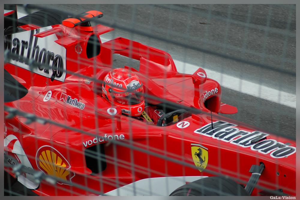 Formel 1 - Schumacher