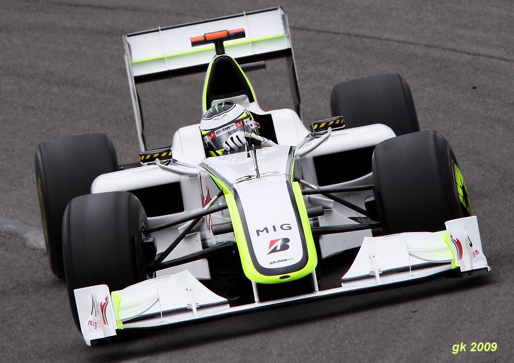 Formel 1 Weltmeister 2009 - Jenson Button