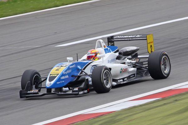 Formel 3 bei der DTM Anfang August 2011 am Nürburgring