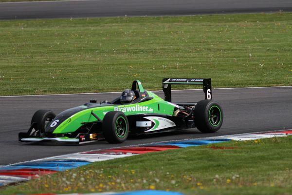 Formel 3 Brawoliner am Eurospeedway Lausitz CR Racing Team Pirmasens