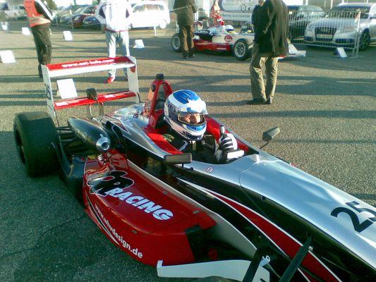 Formel 3 Dallara F399 Petra Germann im Formel3