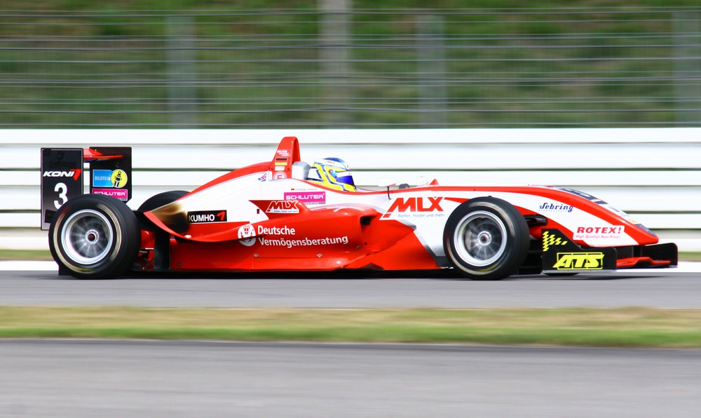 Formel 3 Euro Serie 2008 Nico Hülkenberg